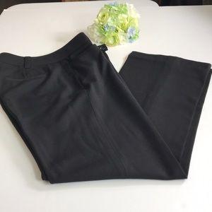 Talbots Heritage Black Dress Pants